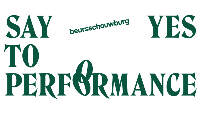 SAY YES TO PERFORMANCE ! Upcoming programme