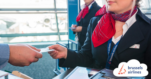 Brussels Airlines makes travelling easier with document check at home and interactive travel map