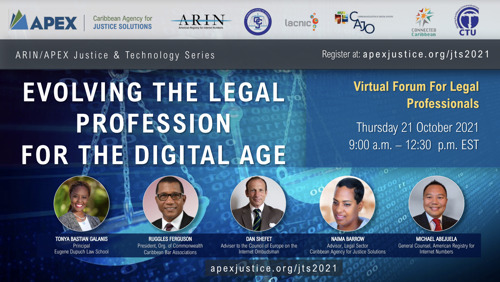 Technology, Justice and Society the Subject of New Caribbean Series for Judges and Lawyers