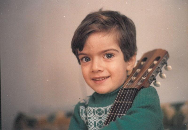Australian Story Sam Dastyari aged 5.