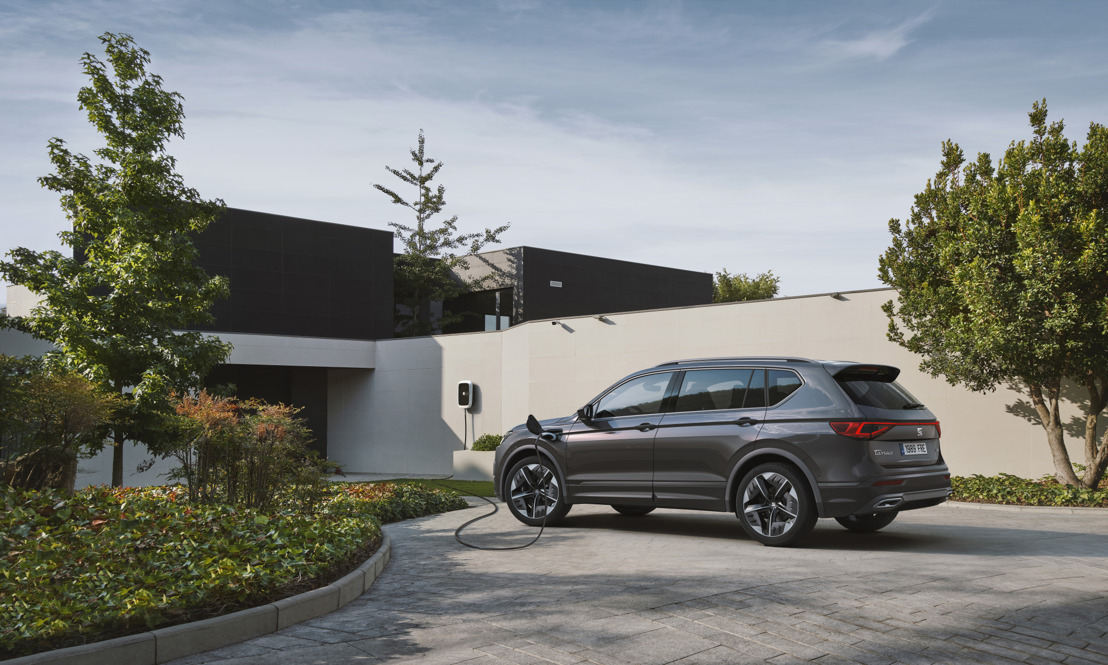 SEAT Tarraco FR hybride rechargeable : technologie, sportivité et efficience