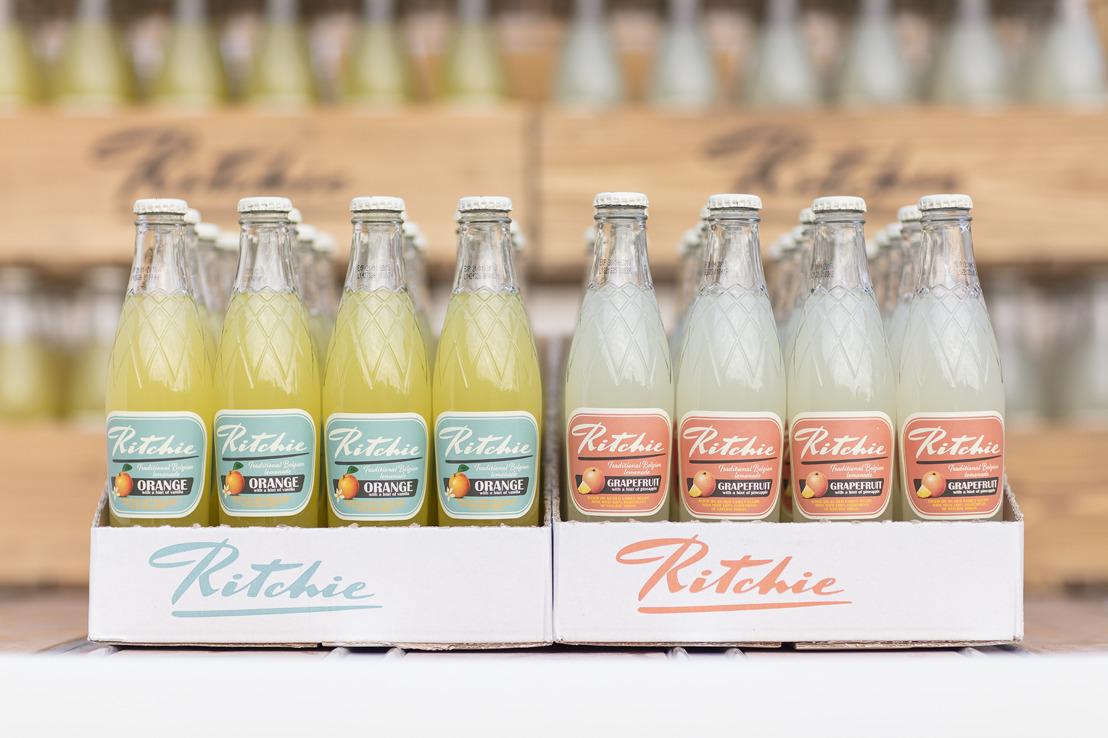 Une limonade belge basée sur une vieille recette de famille avec uniquement des ingrédients d'origine naturelle