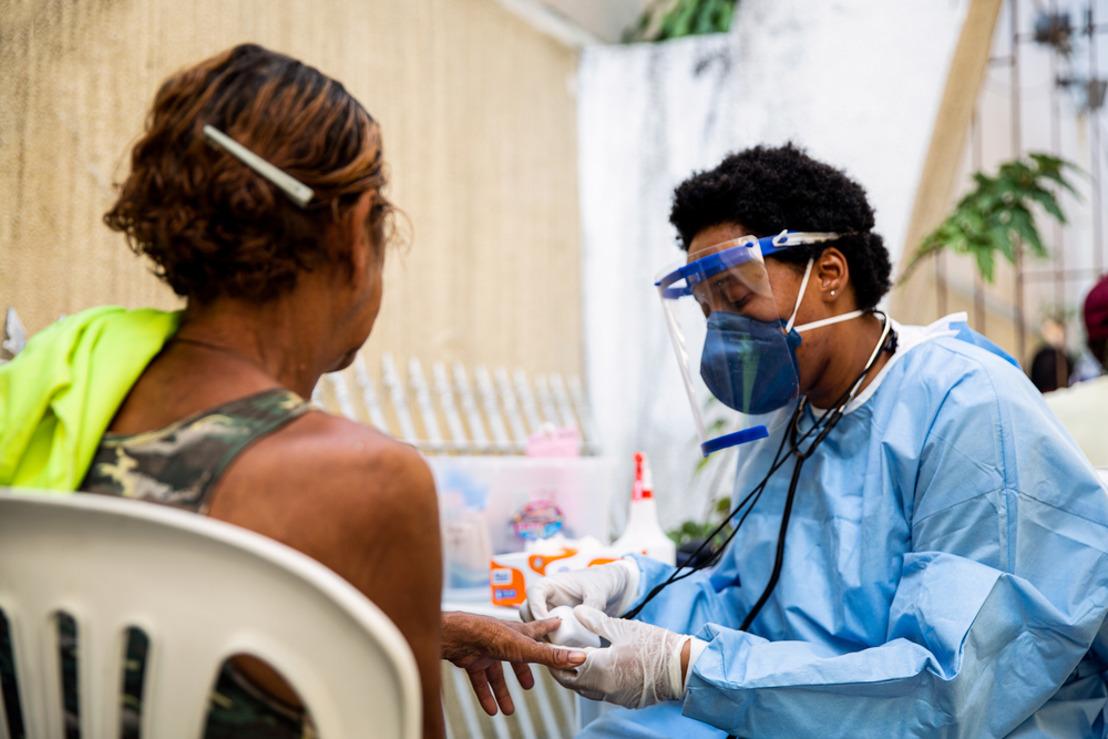 Brasil: MSF responde a la COVID-19 en el estado de Amazonas