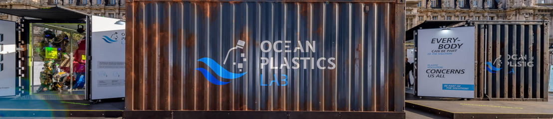 SAVE THE DATE: Tentoonstelling 'Ocean Plastics Lab'