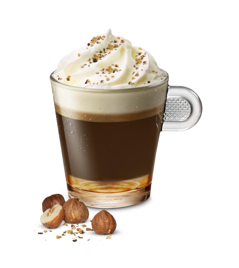 Une note de samba dans votre café glacé pour un début de journée ensoleillée !