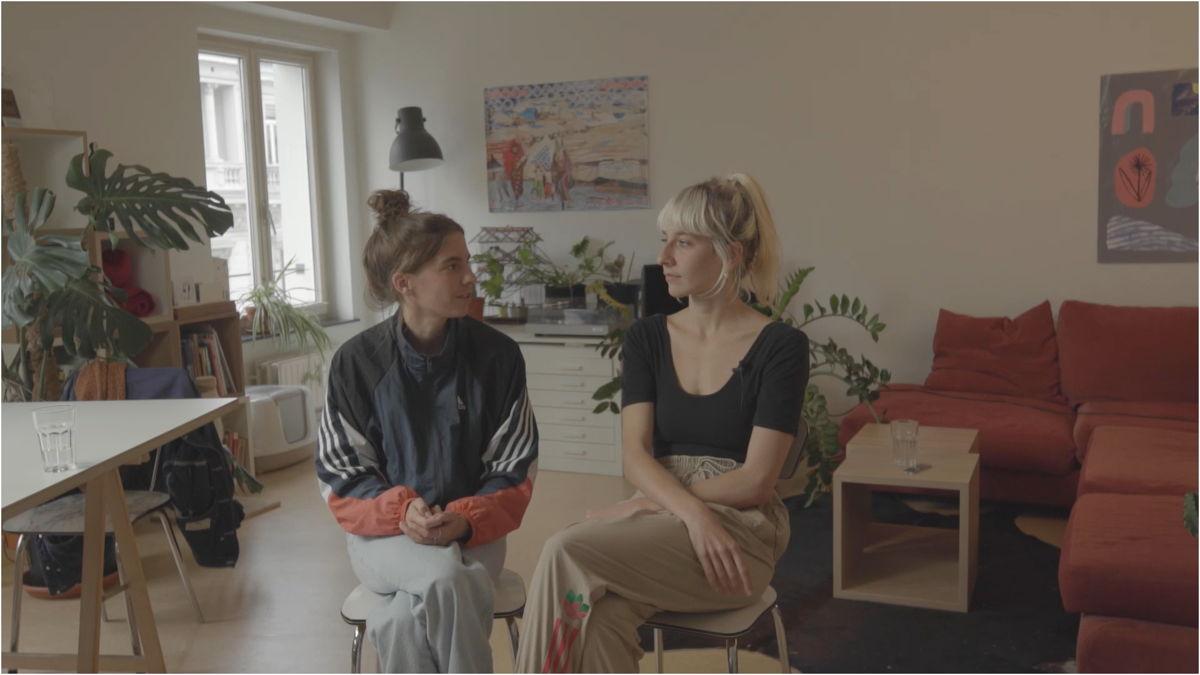 Kato De Boeck en Flo Van Deuren