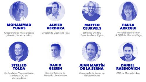 Mercado Libre organiza la primera MELIXP en México con el Nobel de la Paz, Muhammad Yunus