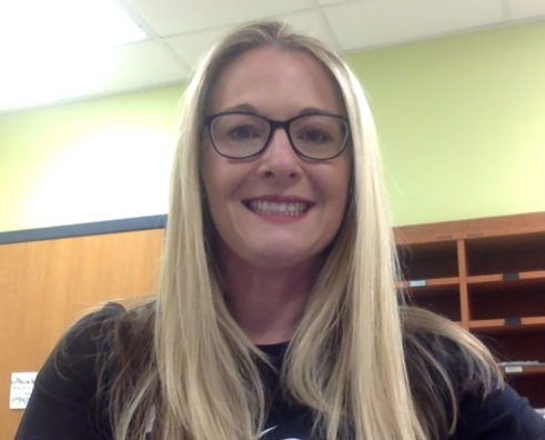 Alexis Rhyner, Cienega High School teacher