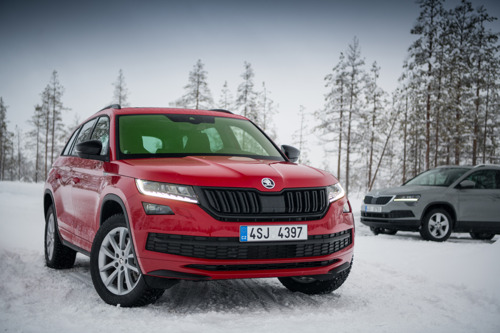 Successful 2018 for ŠKODA AUTO – 2019 is all about eMobility