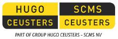 Group Hugo Ceusters-SCMS nv espace presse Logo