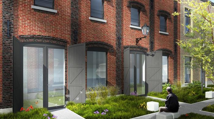 Preview: PERSUITNODIGING: Stormloop op innovatieve starterswoningen op de Stadswaag