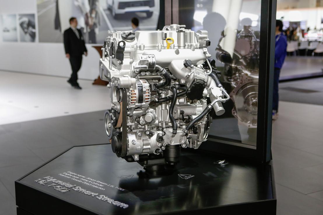 Hyundai Motor présente sa nouvelle génération d'ensembles propulseurs «Smart Stream»