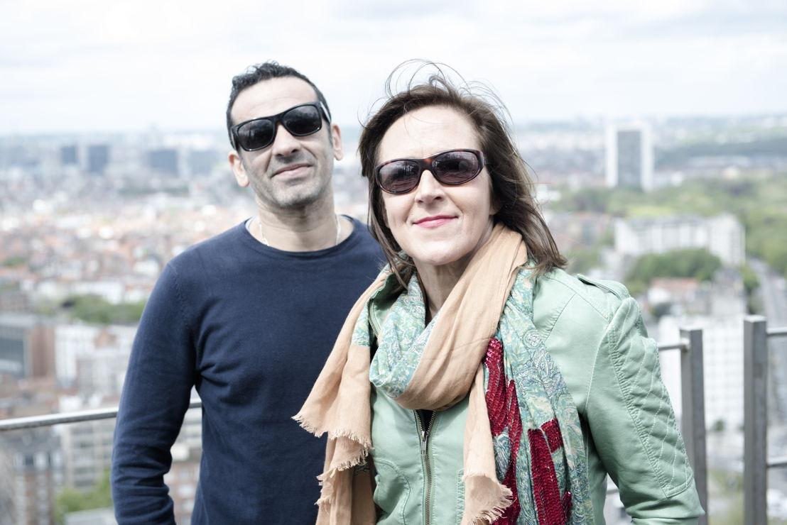 Zouzou Ben Chikha en Annemie Peeters (c) VRT / Tom Cornille