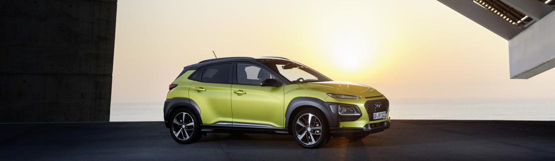 De nieuwe Hyundai KONA