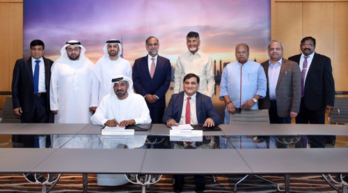 The Emirates Group Signs MoU with the Government of Andhra Pradesh