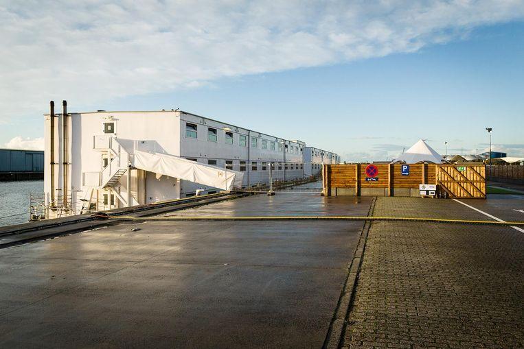 Het opvangcentrum in 2016