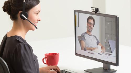 La video colaboración es el nuevo futuro de trabajo: Logitech