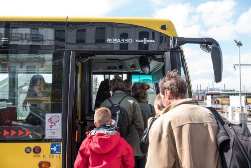Depuis ce 4 septembre, liaisons de bus avec Valenciennes et Condé-sur-l'Escaut