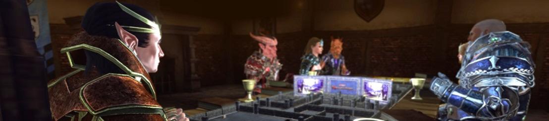 Nuovo evento su Neverwinter per i fan dei giochi da tavolo!