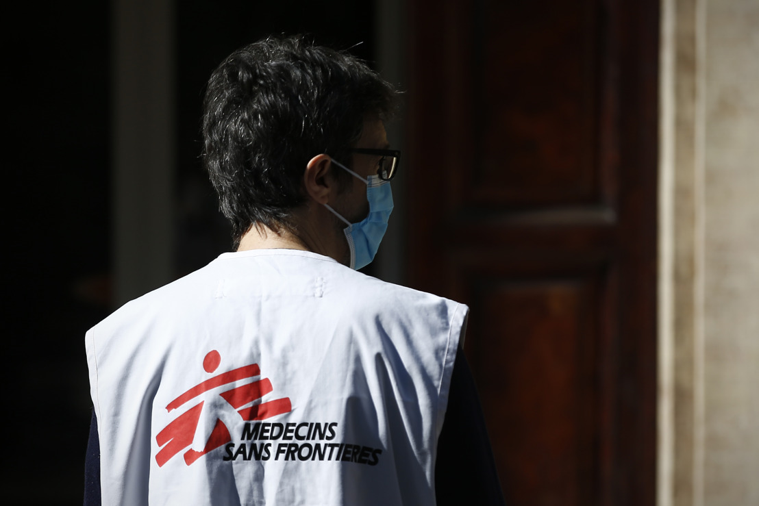 MSF COVID-19 Crisis Update: A race against the pandemic