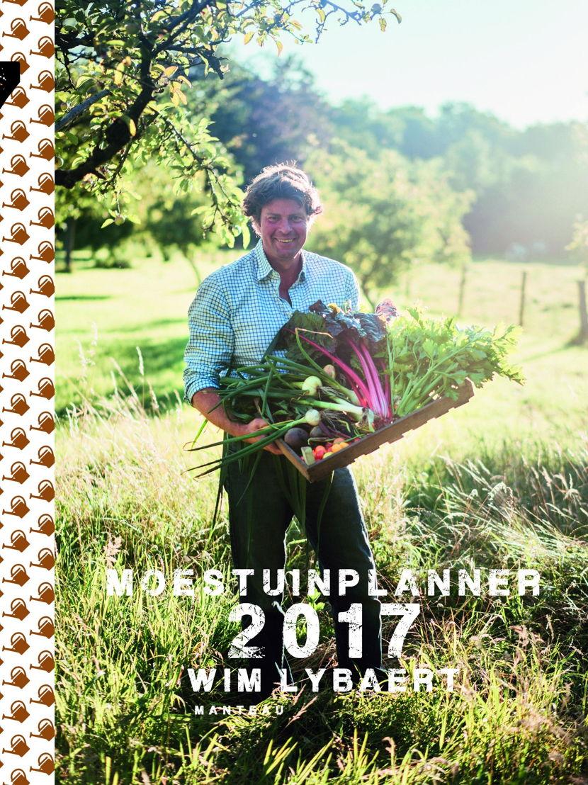 Cover 'Moestuinplanner 2017'