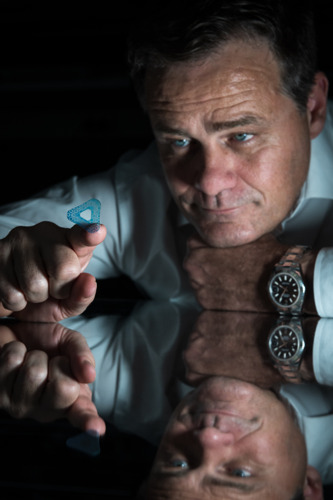 Major global honour for master of microwearables