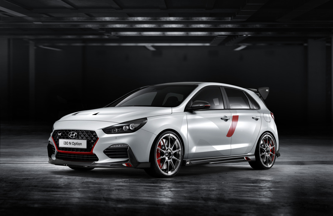 Hyundai i30 N Option affûte les performances