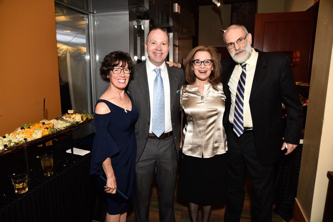 Nicole Citron, Adam Koplan, Lois Reitzes, and Don Reitzes