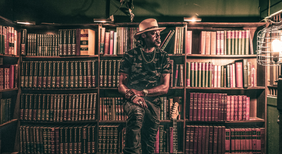 Psychedelic Salvation: Sweetwater Studios Announces Recording Master Class with Psychedelic Blues Guitar Virtuoso Eric Gales