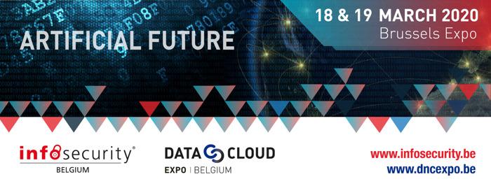 L'avenir de l'intelligence artificielle comme thème central du salon Infosecurity.be, Data & Cloud Expo