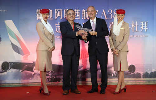 Emirates launches A380 operations to two new cities in East and West