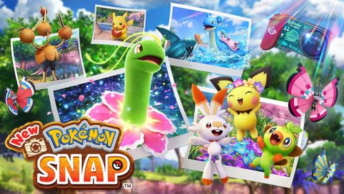 New Pokémon Snap est disponible dès maintenant