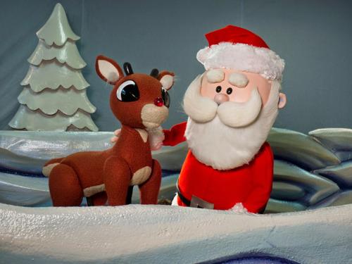 A decade of magic: Rudolph the Red-Nosed Reindeer™ prances back to the Center for Puppetry Arts, November 5-December 29