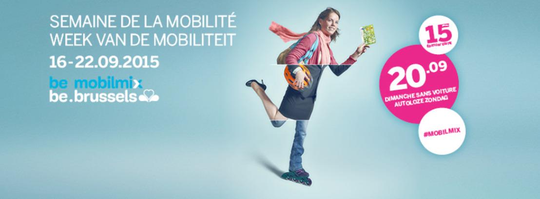 VO mixt de Week van de Mobiliteit tot Mobilmix
