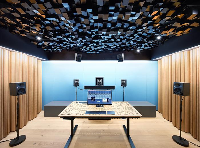 Conheça o estúdio AMBEO