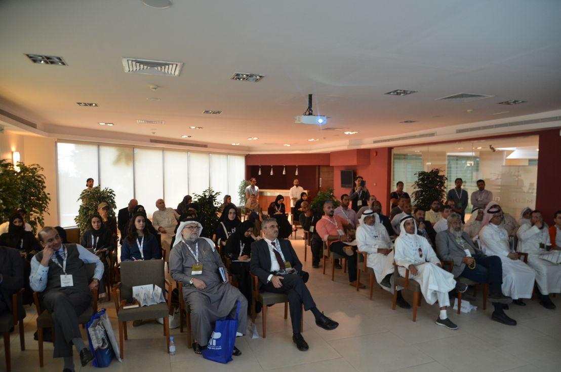 A workshop at The Big 5 Saudi 2017