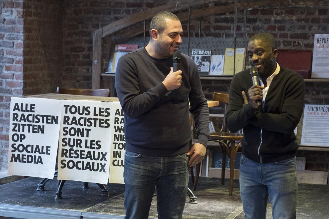 Comedians Erhan Demirci & Kody Kim