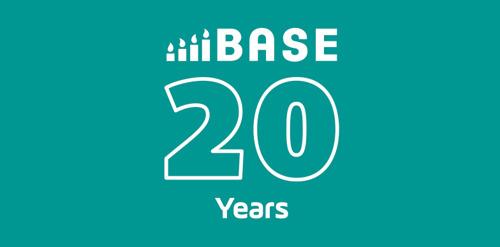 Samen 20 jaar BASE vieren? Da's in the pocket!