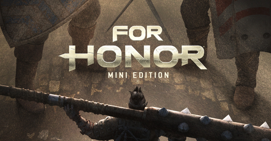 FOR HONOR® FEIERT MIT EINEM MINI-EVENT DEN 1. APRIL