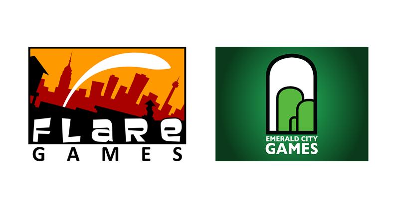 flaregames and Emerald City Games unite!