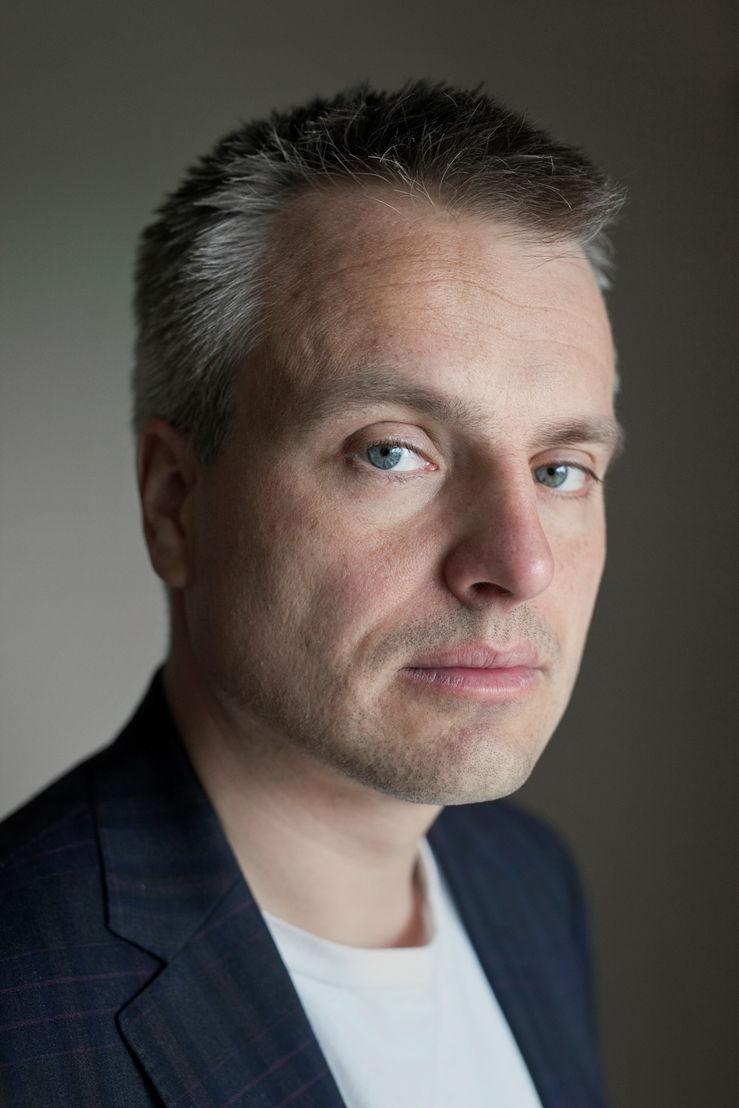 Alleen Elvis - Joris Luyendijk - (c) VRT - Gert Verbelen