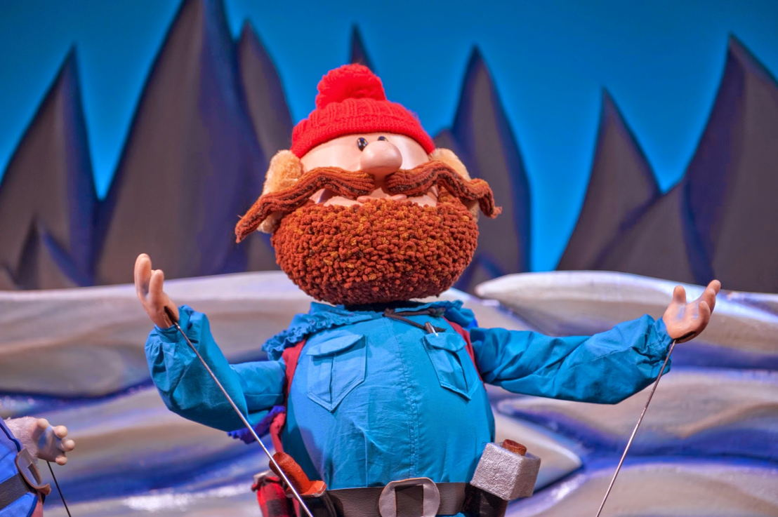 Yukon Cornelius (Photo by Clay Walker)