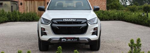 D-MAX maakt indruk bij Euro NCAP