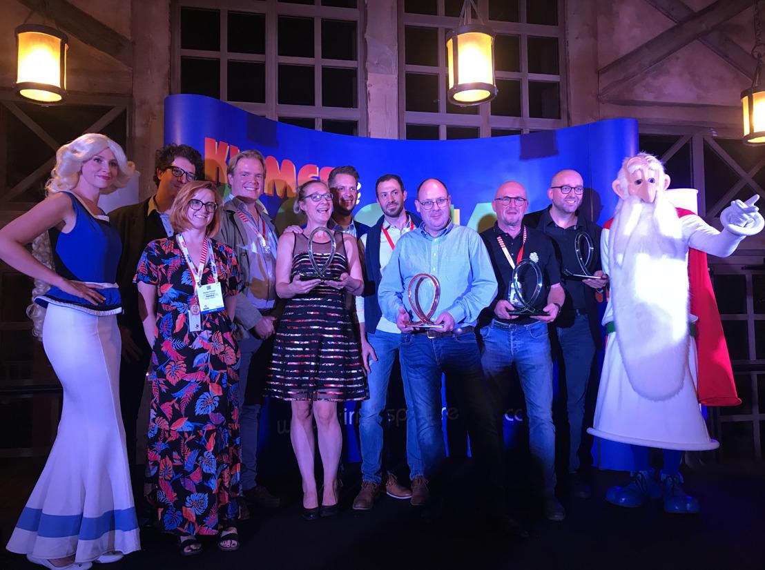 Alterface's Popcorn Revenge steals the show in Paris