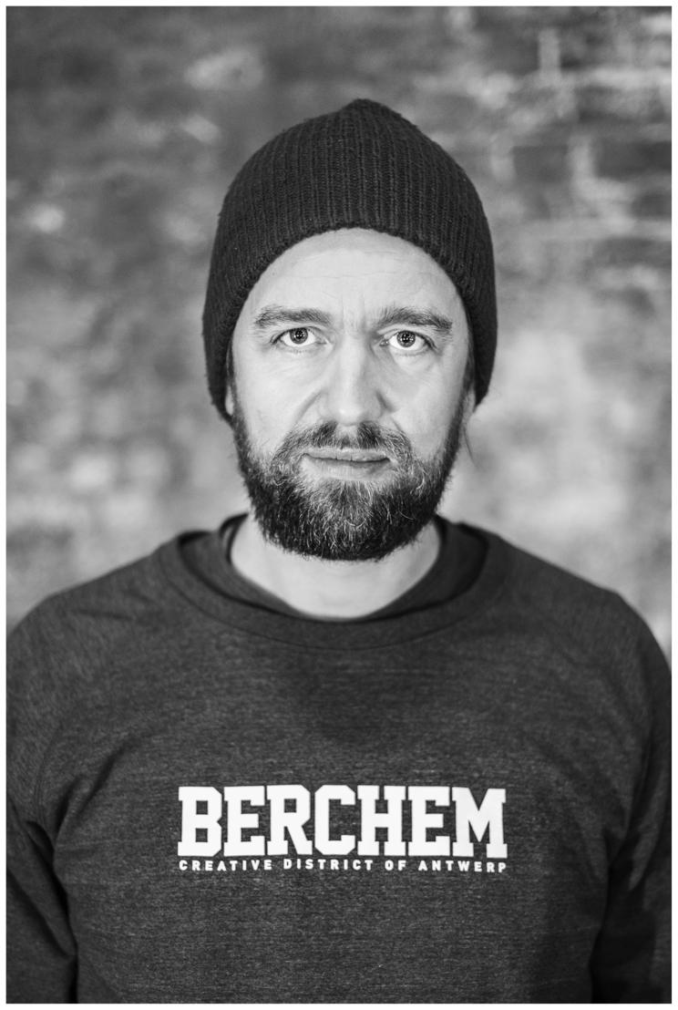 Berchem Creatives<br/>Koen De Graeve<br/>© Jonathan Ramael