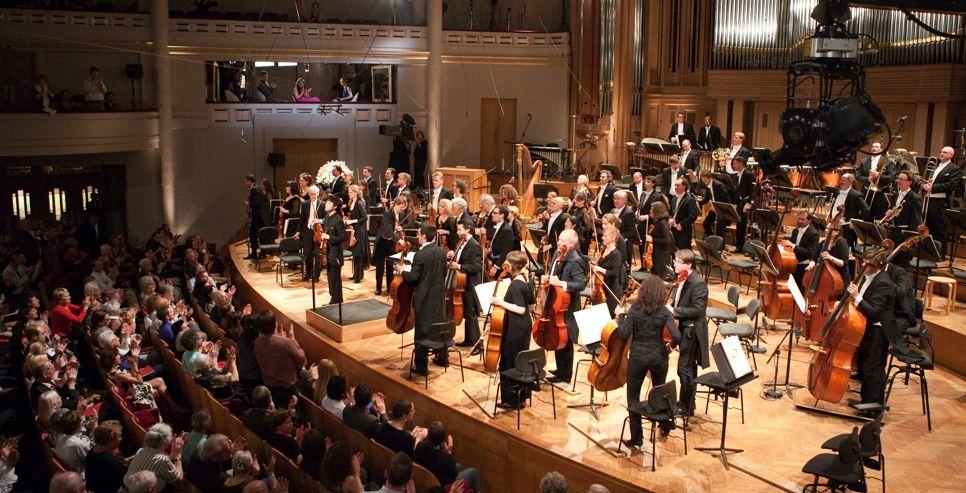Nationaal orkest van België - (c) Bruno Vessiez