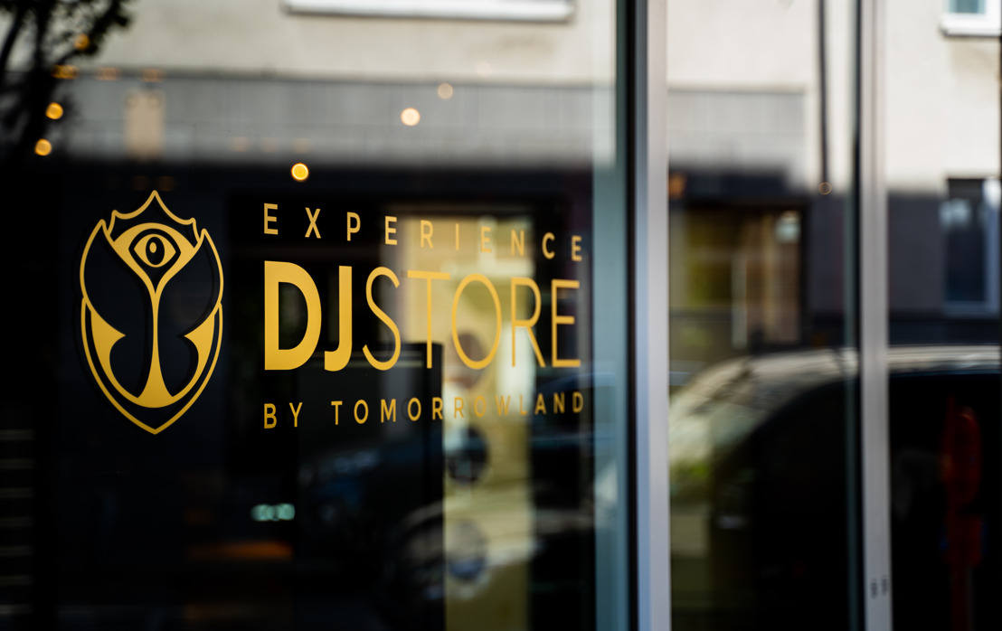 Tomorrowland is opening its own DJ & Experience Store in Antwerp