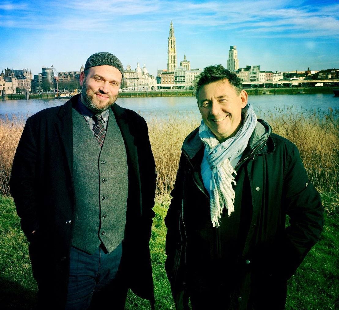 Panorama : Mijn Jihad - Sulayman van Ael en Rudi Vranckx - (c) VRT