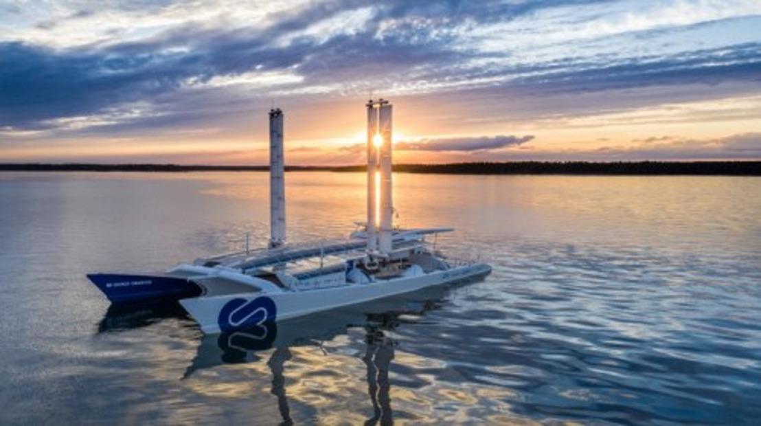 TOYOTA ONTWIKKELT SPECIAAL ONTWORPEN BRANDSTOFCELSYSTEEM VOOR REIS VAN DE ENERGY OBSERVER IN 2020