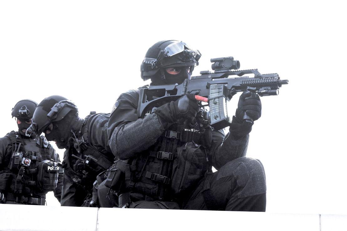 Politie Antwerpen 24/7<br/>(c) VRT